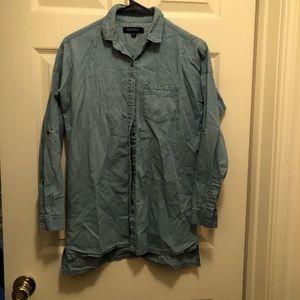 X-Small Denim shirts.